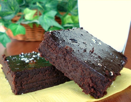 Healthy Treat – Black Bean Brownies