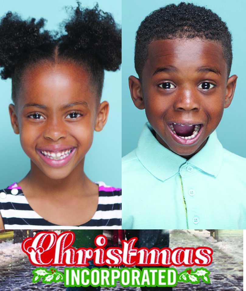 Christmas Incorporated.Christmas Incorporated Carolyns Model Talent Agency