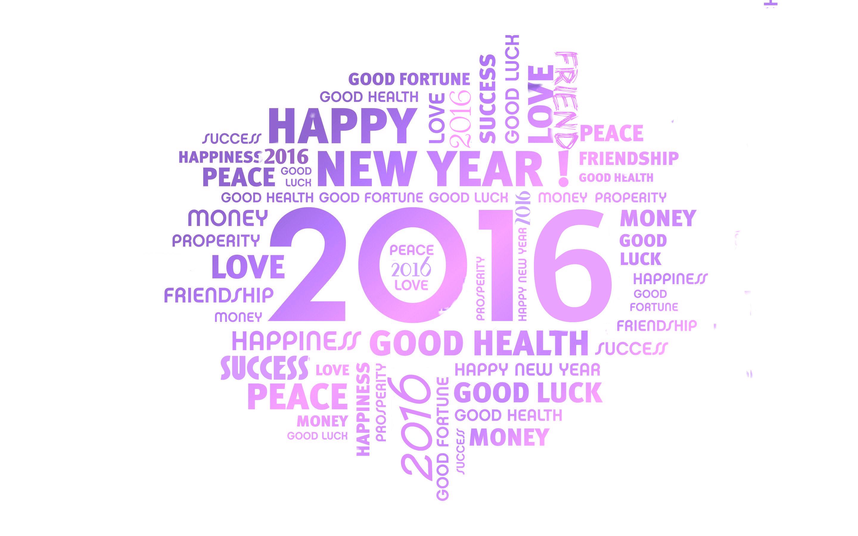 Happy New Year 2016 Thumb