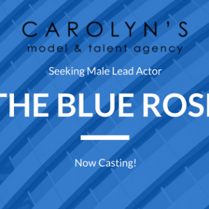 Seeking Male Lead Actor For A Love Story Short Film
