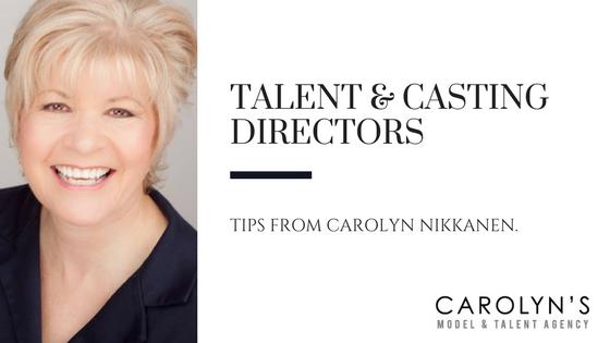 Talent And Casting Directors
