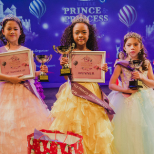 Spark Little Princess And Prince 2017 Auditions