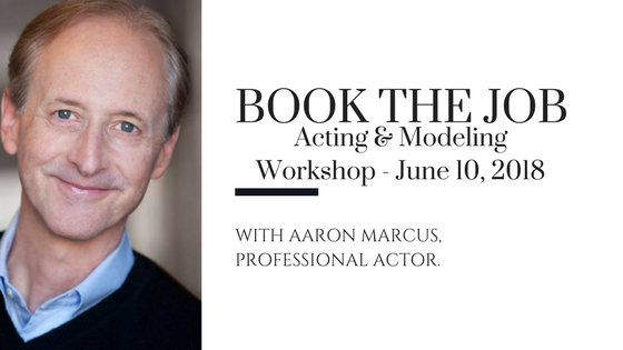 Acting & Modeling Workshop