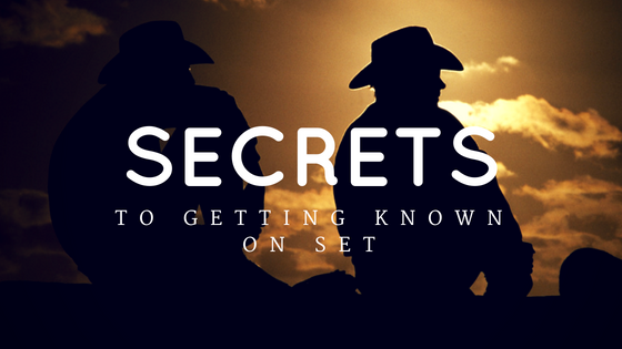 Secrets To Getting Known