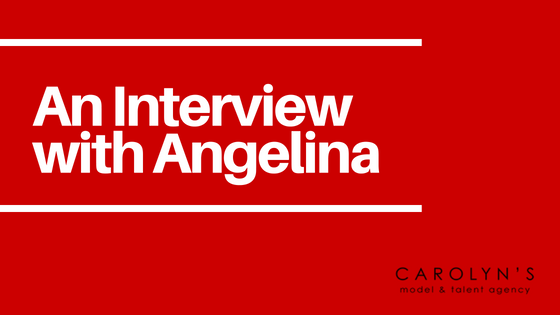Interview With Carolyn's Kids Actor Angelina L.
