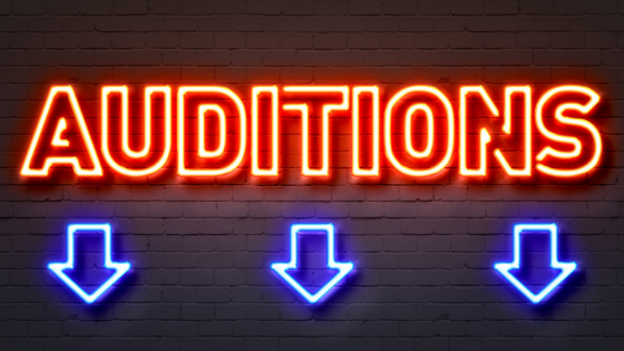 Audition Advice